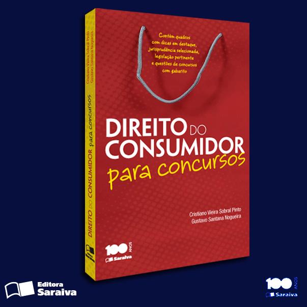 DIREITO DO CONSUMIDOR PARA CONCURSOS