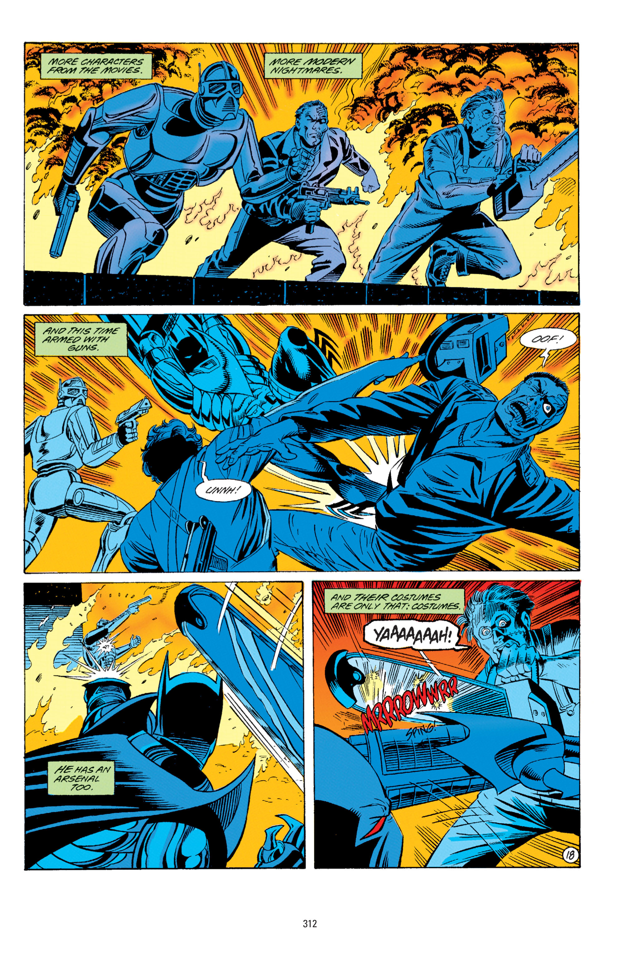 Detective Comics (1937) Issue #671 Page 19