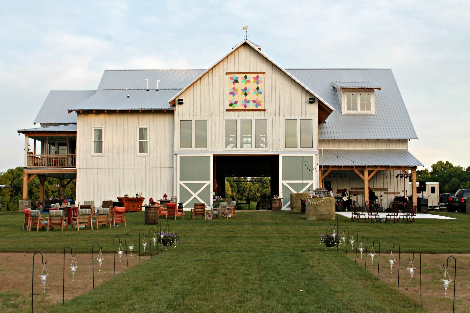 southern bells: barn. beautiful. belle.