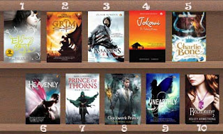 TOP TEN UFUK FICTION OKTOBER 2012