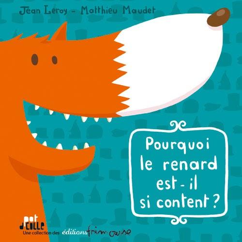 Matthieu maudet pourquoi le renard est il si content for Le ramonage est il obligatoire