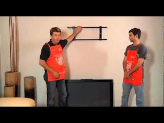 Trucos instalar un soporte TV