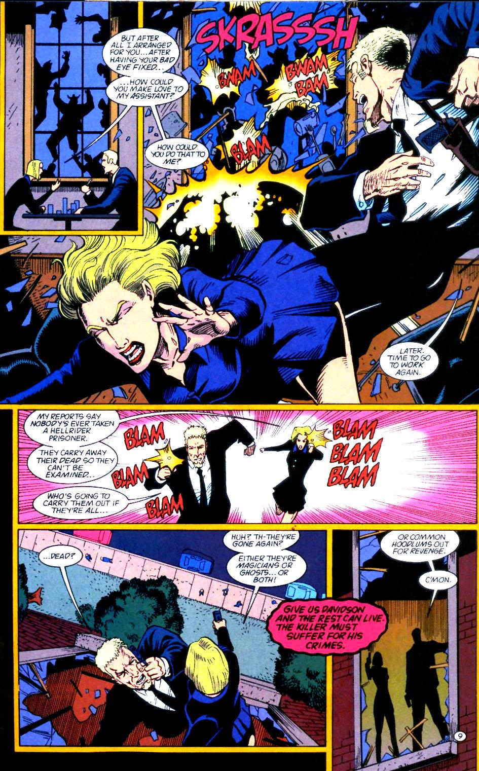 Deathstroke (1991) Issue #59 #64 - English 10