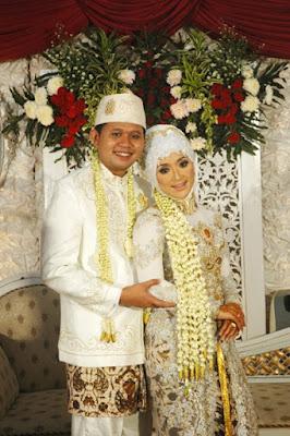 foto pengantin muslimberjilbab