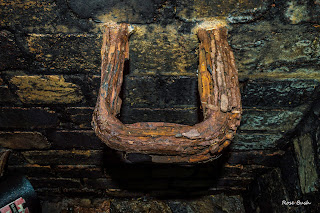 Rusted Step Iron