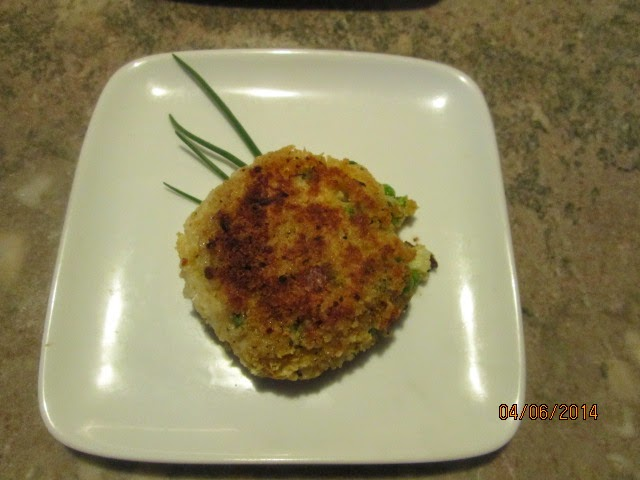 ... Cooking with Barry & Meta: Risotto Cakes — using leftover risotto