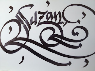 Calligraphy Art Girl Names In Calligraphy 5 Jennifer