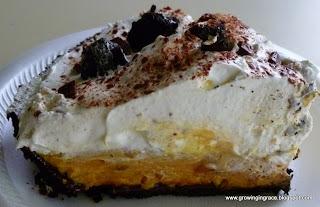 Nutella Oreo Peanut Butter Pie