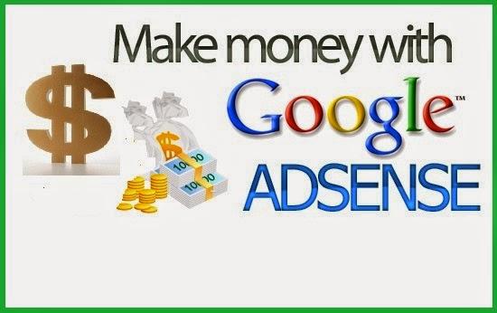 google adsnese , cari uang dari adsense