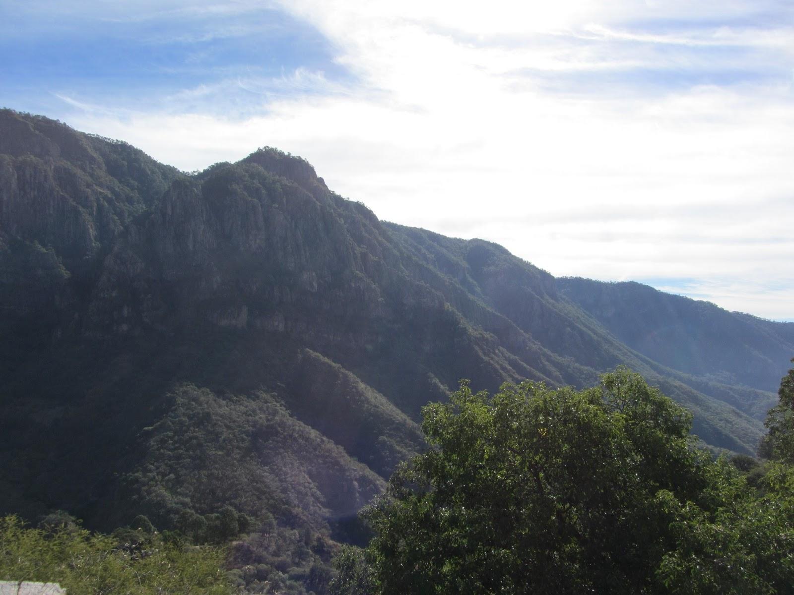 Fotos de la sierra de tepehuanes durango 88