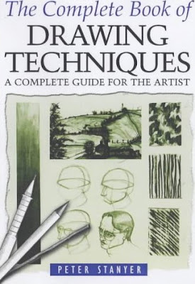 E-Book ~ The Complete Book of DRAWING TECHNIQUES