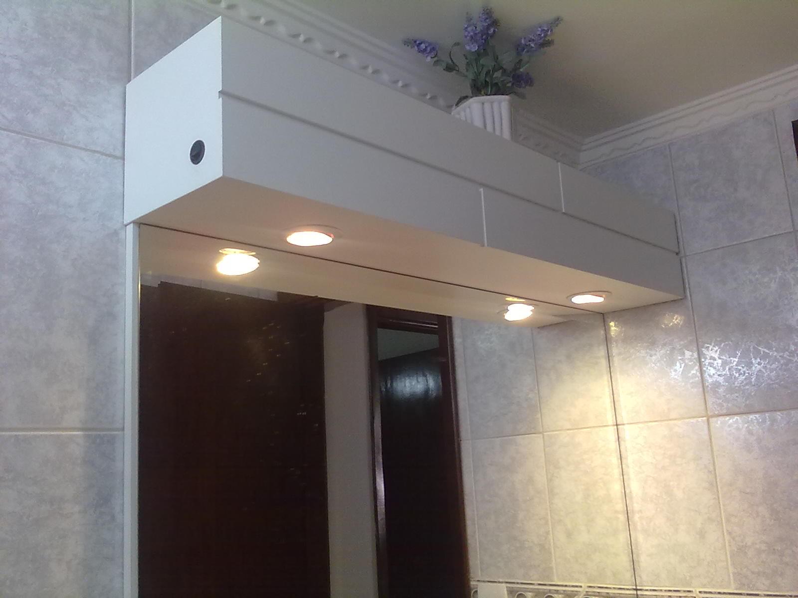 Cristalina Móveis Planejados Sanca -> Banheiro Pequeno Com Sanca