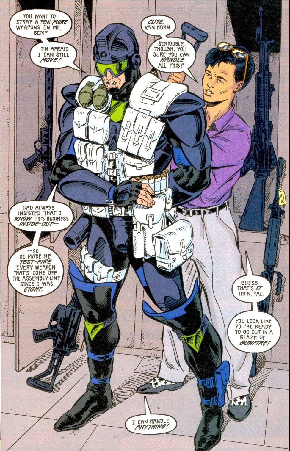 Deathstroke (1991) Annual 2 #2 - English 35