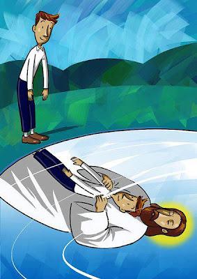 Foto 0 en  - XXIV Dom. T.O (Mc 8,27-35) - Ciclo B: Reconocer a Jes�s el Cristo