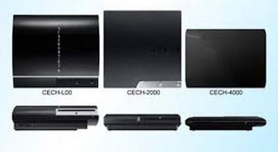 Cara Cek Versi PS3 SLIM/FAT Bisa Dijadikan CFW Atau Tidak