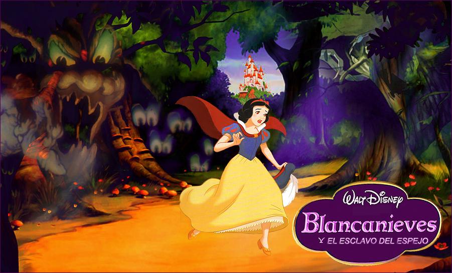 Princesas disney septiembre 2011 for Espejo blancanieves