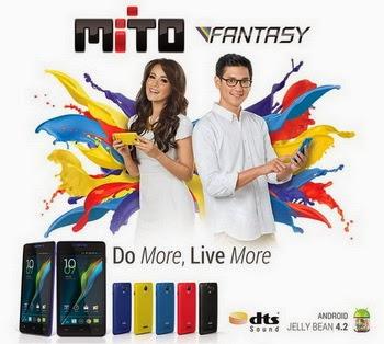 HP Mito Fantasy Android A50