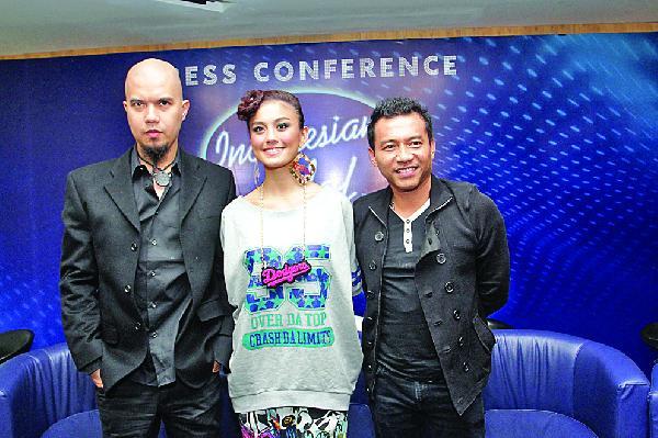 Juri Indonesian Idol 2012