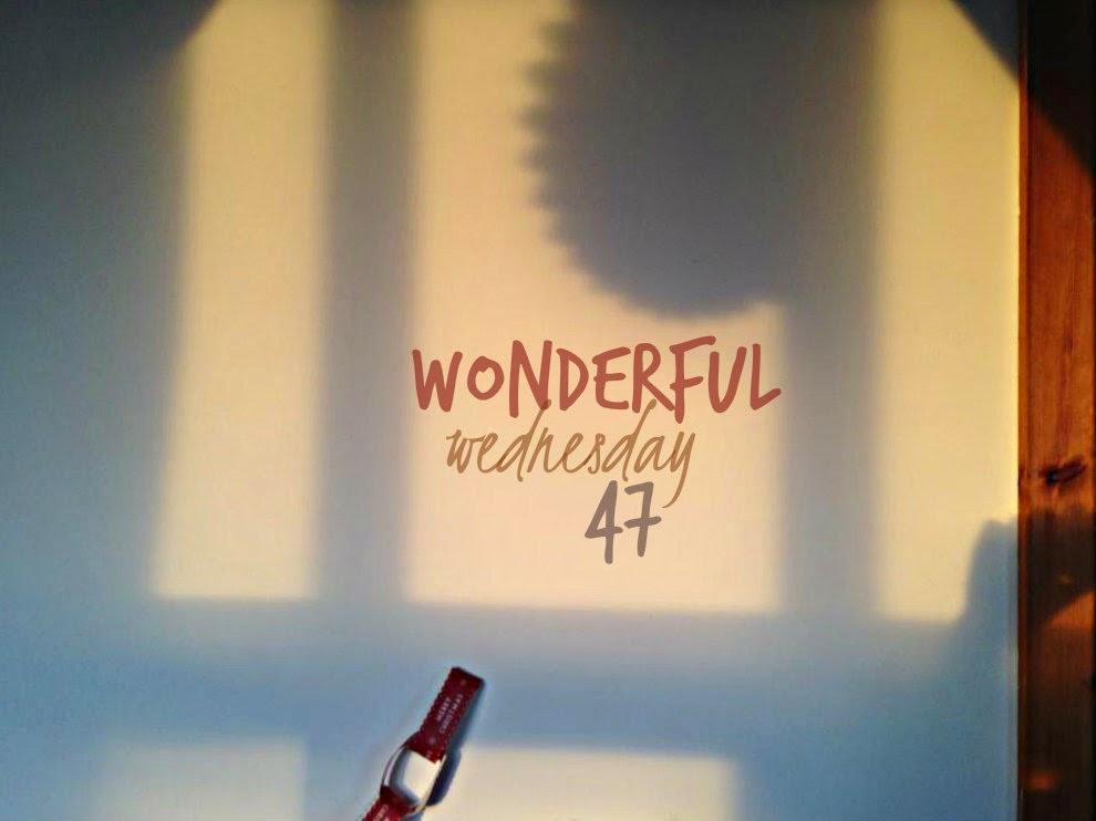 Wonderful Wednesday #47