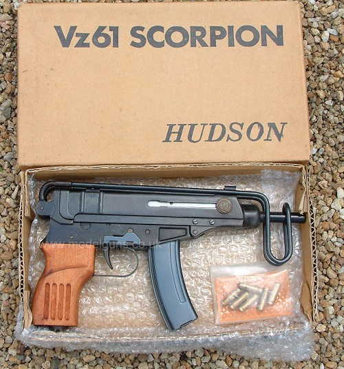 Deadly the skorpion vz 61 army and weapons