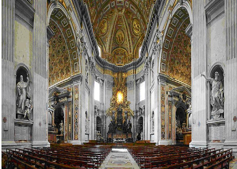 Architectural design early baroque architecture 1600 25 for Pictures of baroque architecture
