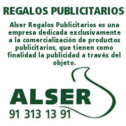 ALSER REGALOS PUBLICITARIOS