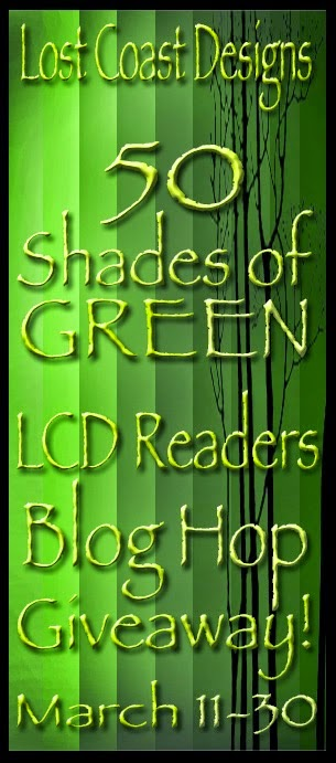 50 Shades of Green Blog Hop