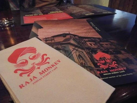 Raja Monkey Indian Street Cafe