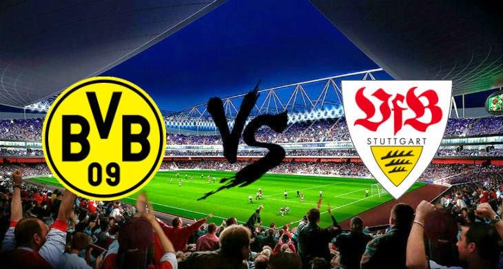 Prediksi Borussia Dortmund vs Stuttgart 25 September 2014