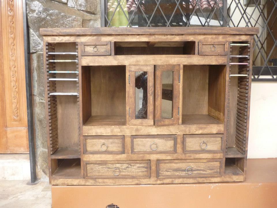 Muebles rusticos la ceiba - Disenar muebles a medida ...