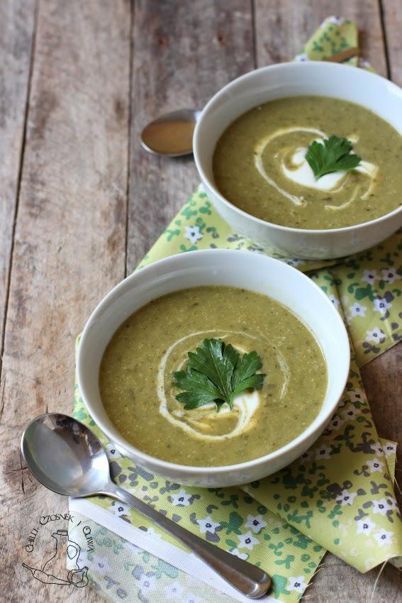 zupa szczawiowa z ziemniakami