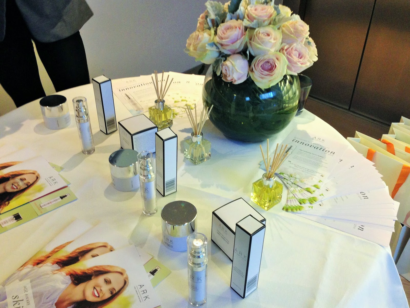 Ark Skincare Inside Out Beauty Event