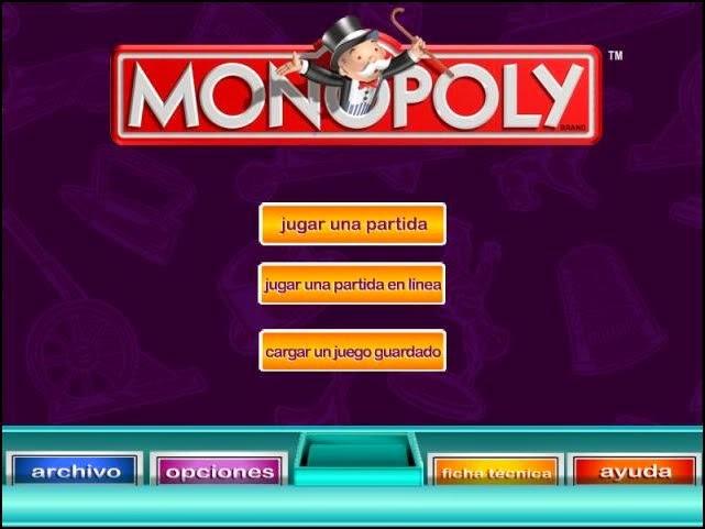 descargar Monopoly 3d completo español