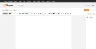Cara menambah pages dibawah header