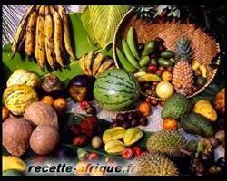 Recettes de Fruits