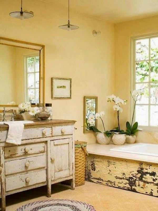 Bathroom Themes vintge