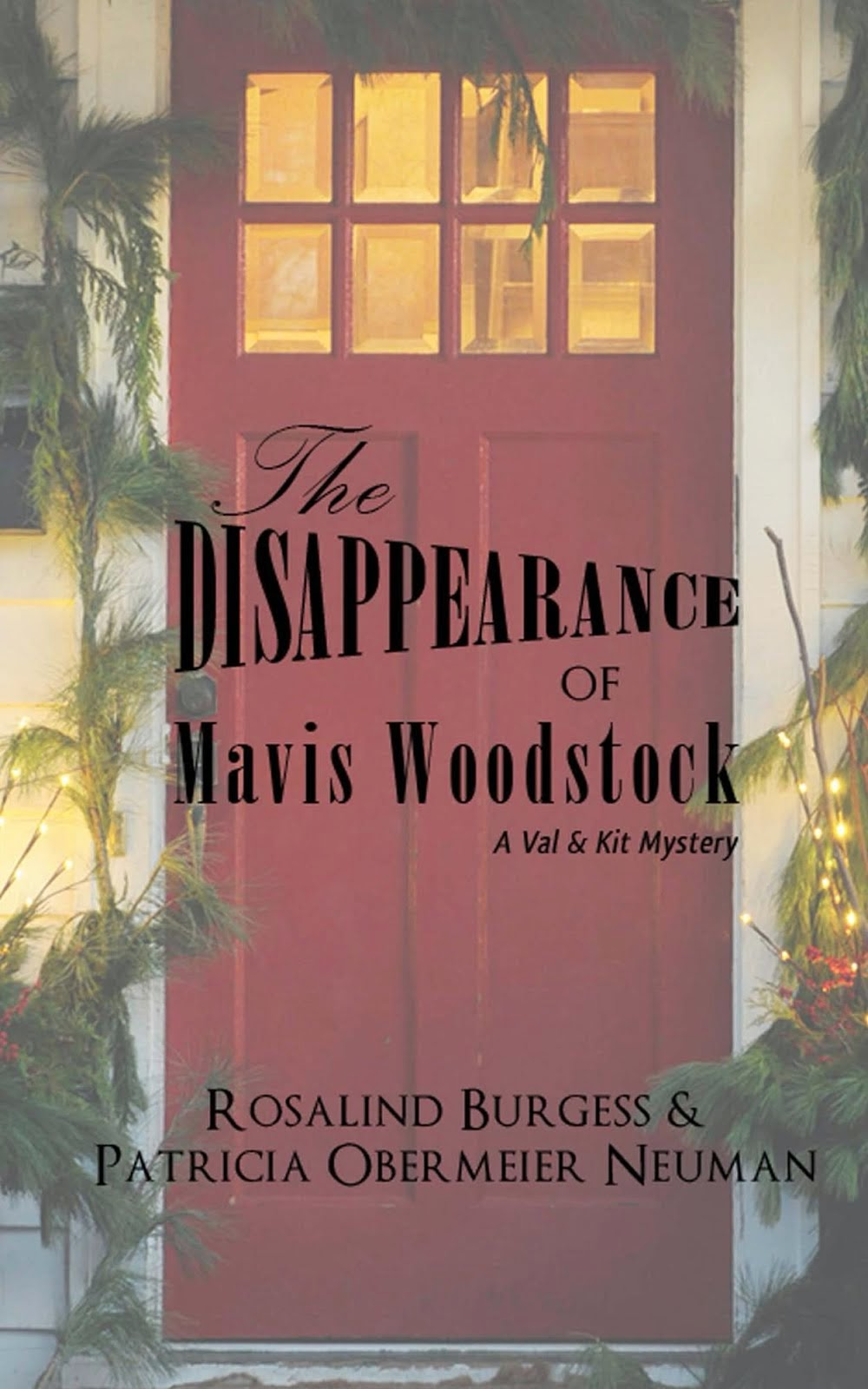 The Disappearance of Mavis Woodstock