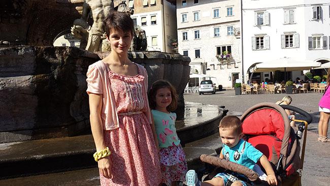 Trento, Fontana del Nettuno