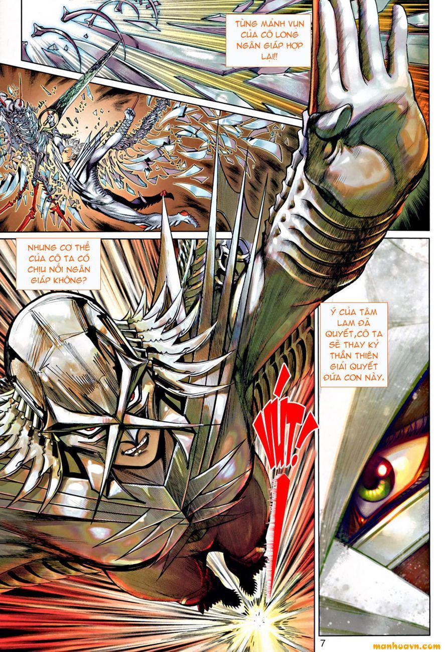 Thần Binh 4 chap 71 - Trang 7