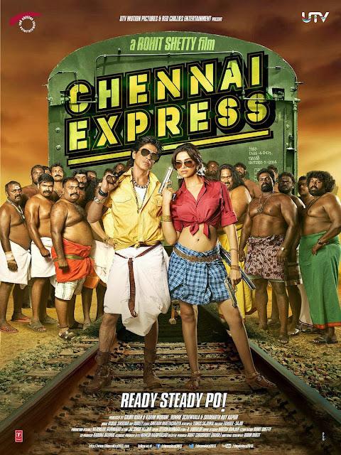 Chennai Express (2013)  Watch Full Hindi Movie Online