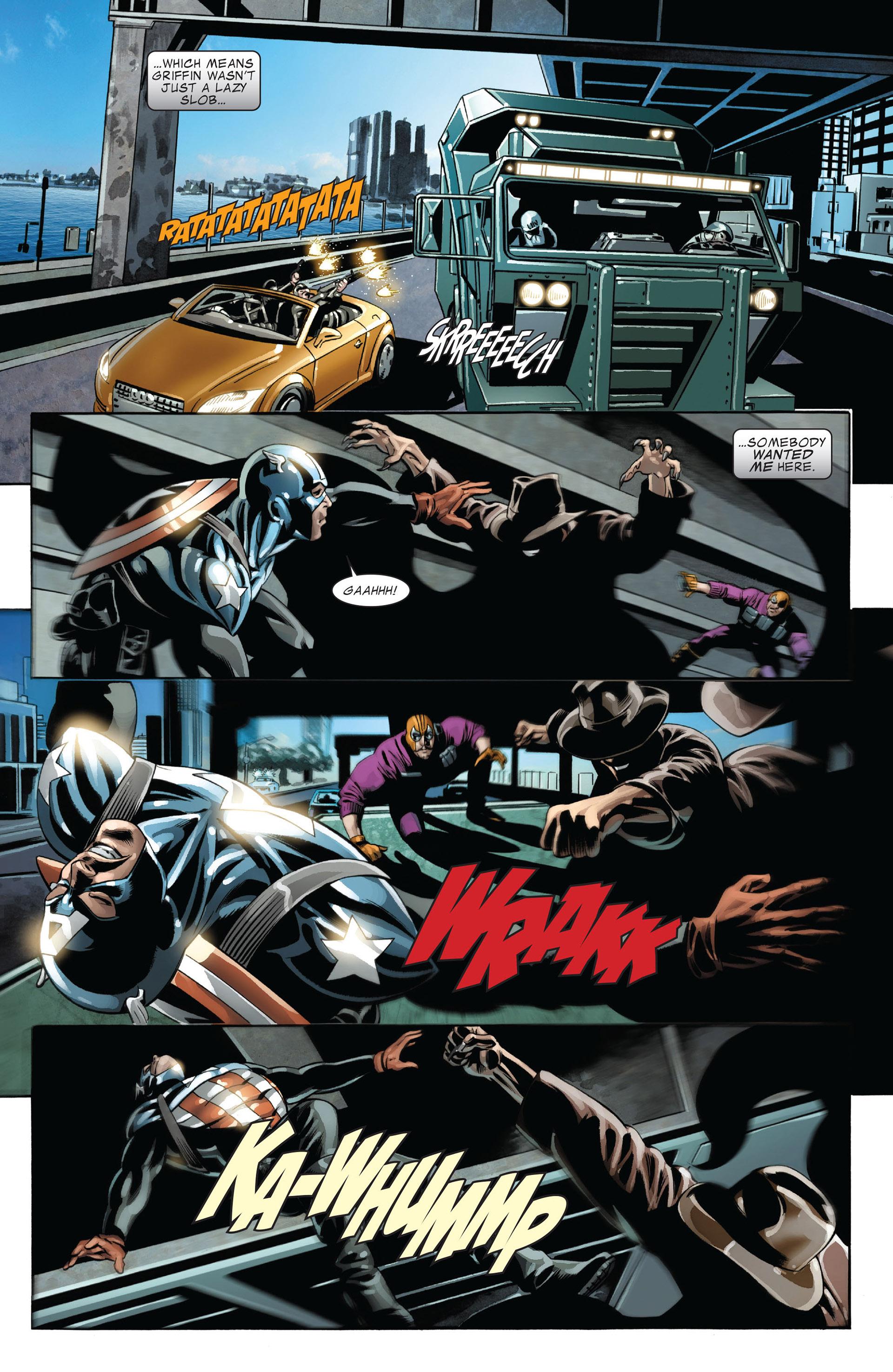 Captain America (2005) Issue #44 #44 - English 20