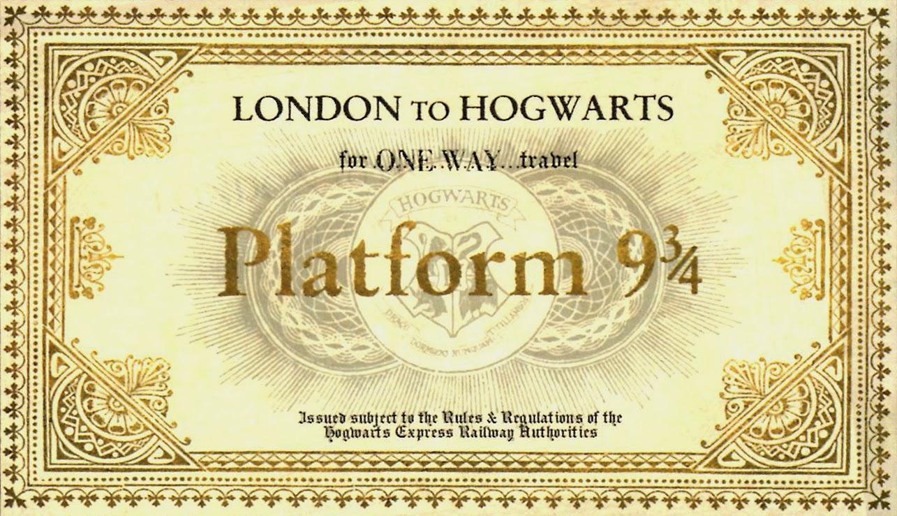 London Harry Potter Blogged with Milk Tea Kindheitsträume
