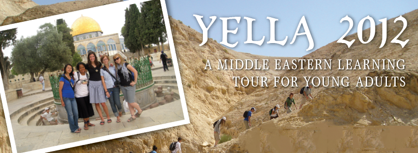 Yella Learning Tour 2012