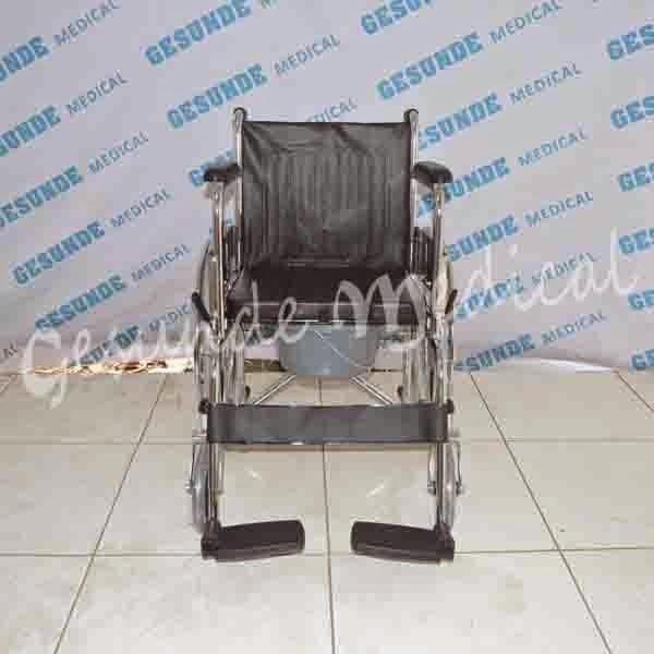 spesifikasi kursi roda 2in1 fs609u serenity spek