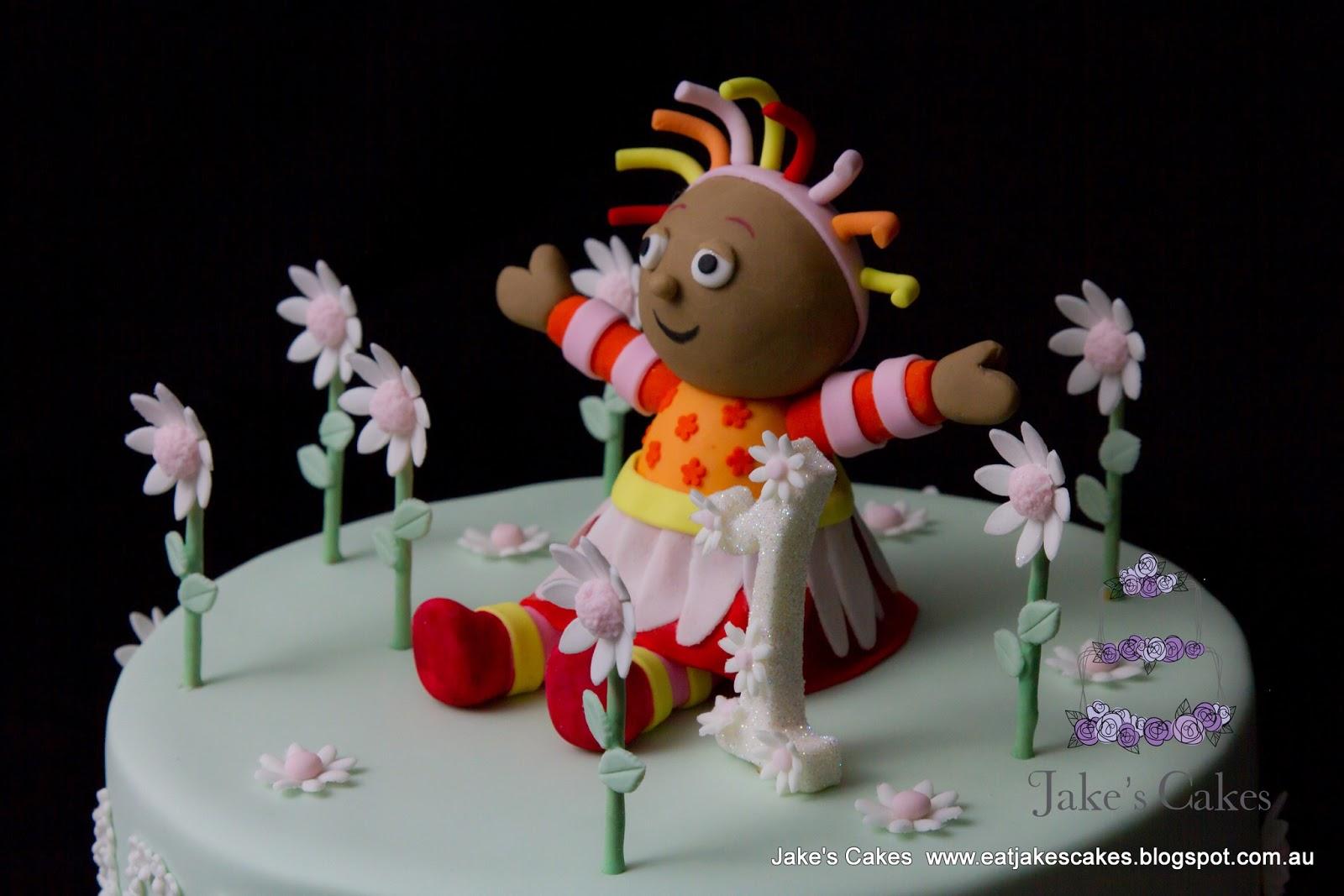 Jake s Cakes: Upsy Daisy Cake