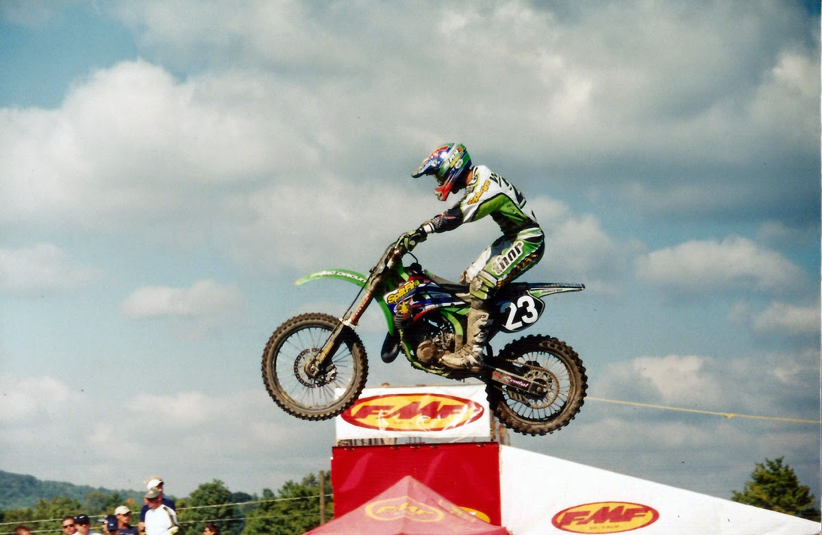 Nick Wey Broome Tioga 1999