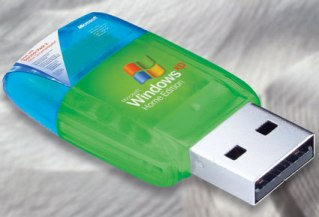 install windows xp dengan flashdisk