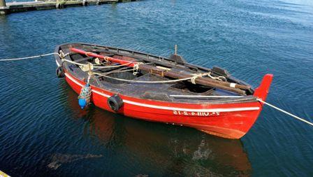 CLUBE MARIÑO SALNÉS. Embarcacións tradicionais Cambados