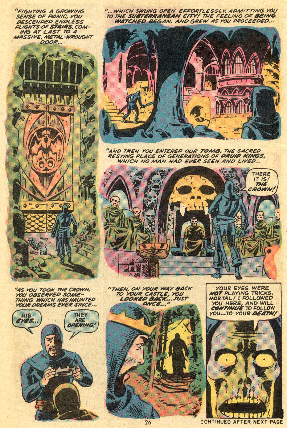 Conan the Barbarian (1970) Issue #47 #59 - English 13