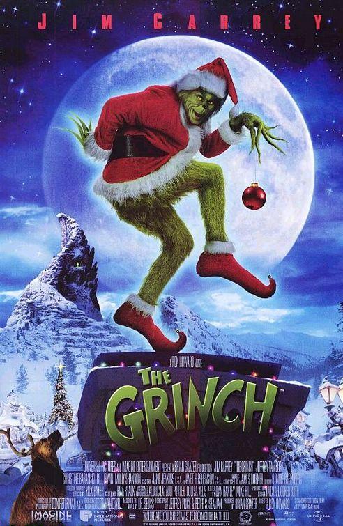 El Grinch (2000) Online